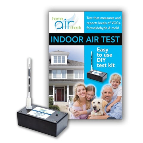 Photo of Home Air Check brand testing kit