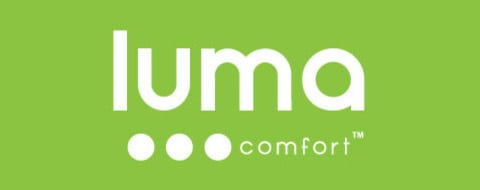 Graphic of Luma Comfort Logo