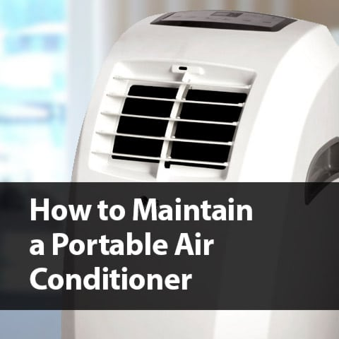 Photo of a Portable Air Conditioner