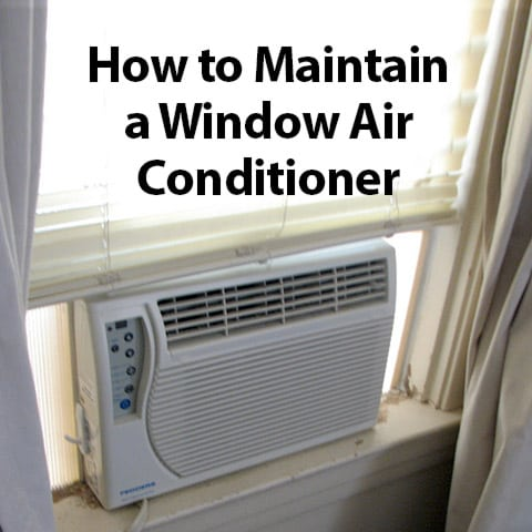 Photo of a Window Air Conditioner