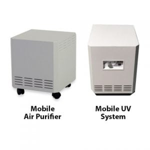 Photo of EnviroKlenz Mobile Air Purifiers