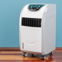 Graphic of a Portable Air Conditioner