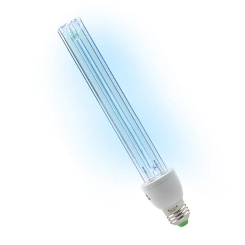 Photo of Ultraviolet UV-C Light