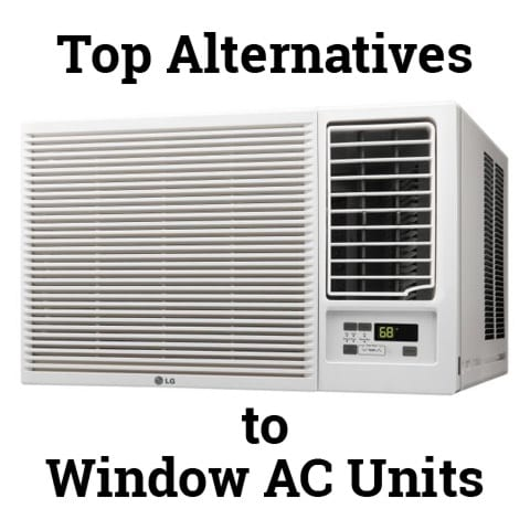Photo of window air conitioner