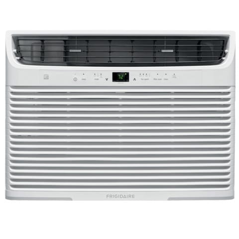 Photo of window air conditioner