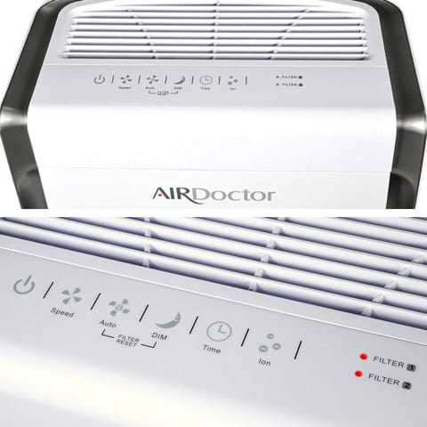 Features of the Air Doctor Pro Purifier