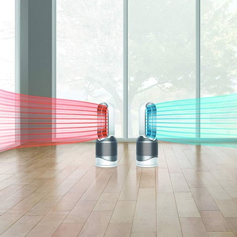 Photo of Dyson HP01 and HP04