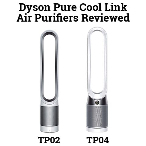 Photo of Dyson Pure Cool Link TP02 & TP04 Air Purifiers