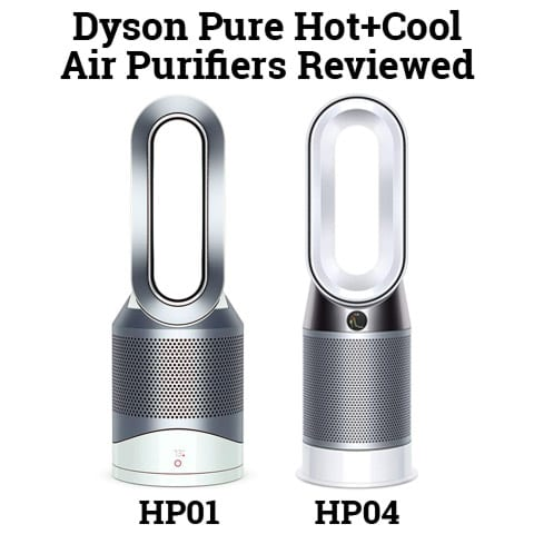 Dyson HP01 vs HP04 Pure Hot + Cool