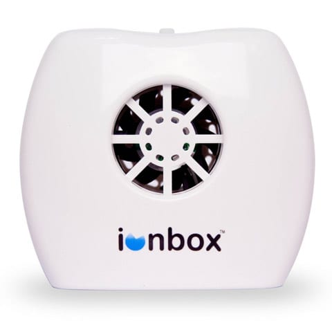 ionBox Air Purifier Odor Remover