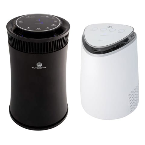 Photo of SilverOnyx air purifiers