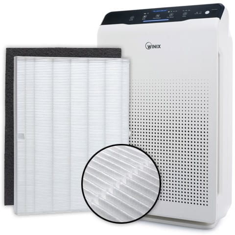 Photo of Winix C535 True HEPA air cleaner with PlasmaWave technology
