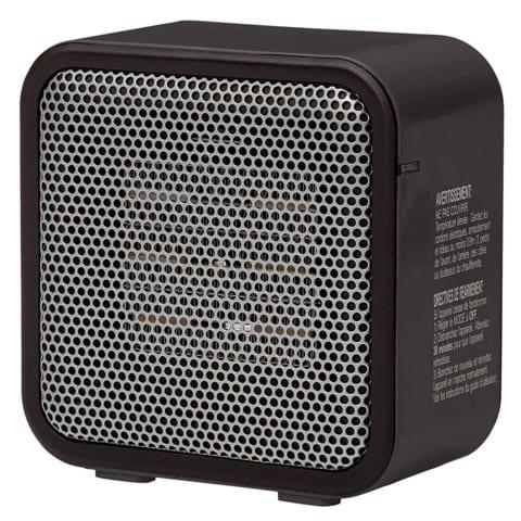 Photo of Amazon Basics Ceramic Space Heater