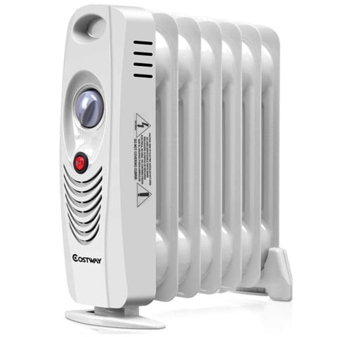 Photo of Costway 22917-CYPE Oil Filled Radiator Heater