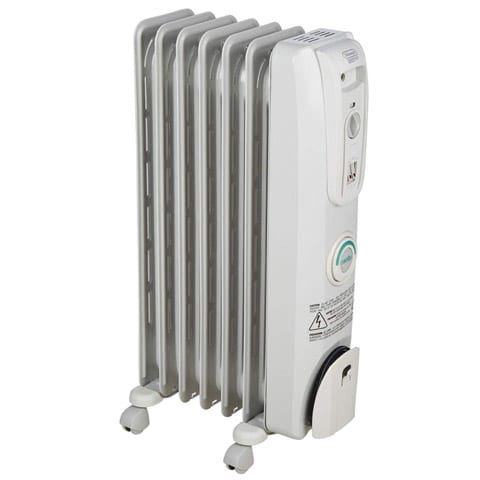 Photo of Second Best Oil Filled Heater De'Longhi ew7707cm