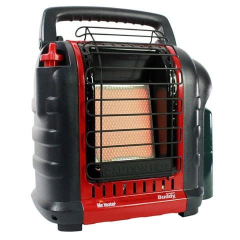 Best Indoor Propane Heaters Mr. Heater MH9BX