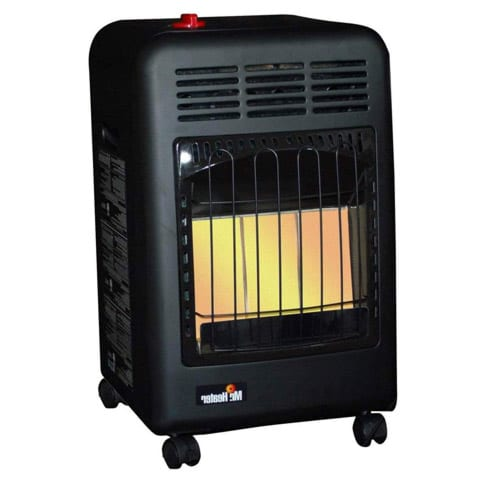 Best Portable Propane Heater Mr. Heater MH18CH