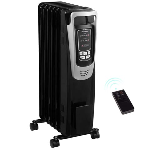 Photo of Third Best Oil Filled Radiator Heater Pelonis NY1506-18SRA