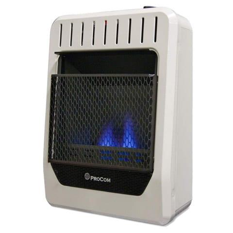 Photo of Permanent Indoor Propane Heater