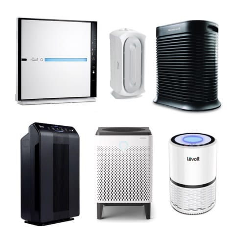 Photo of the Top Air Purifiers