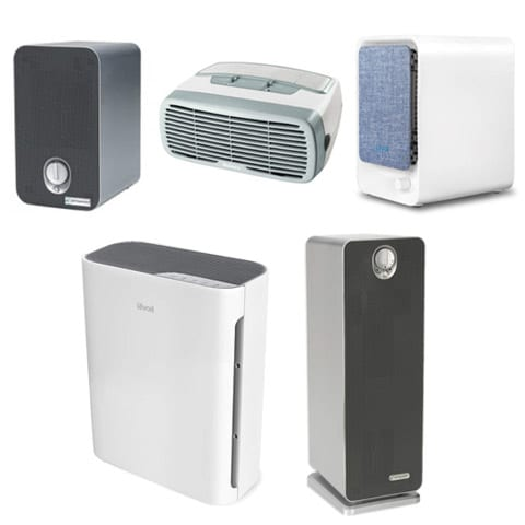Cheap affordable air purifiers