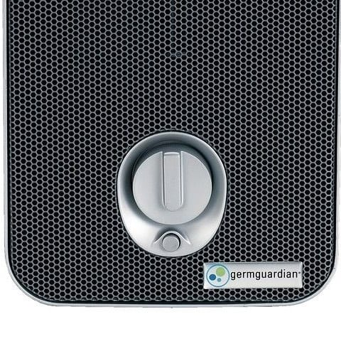 GermGuardian AC4100 Air Purifier Controls