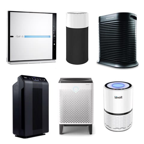 Best Air Purifiers Top Rated