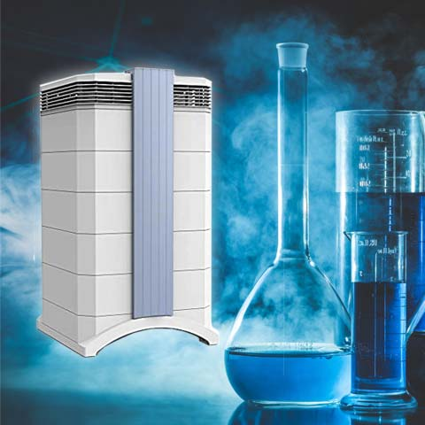 Best air purifier for chemicals