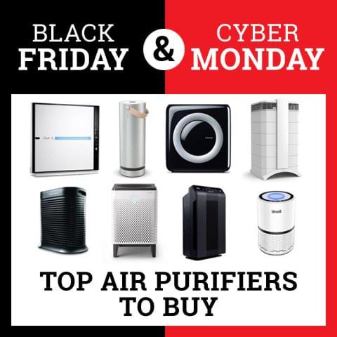 2020 Black Friday Air Purifier Deals & Cyber Monday Air Purifier Sales