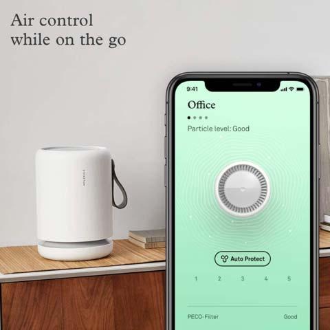 Molekule Air Mini App