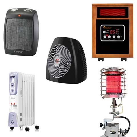 Basement heating options