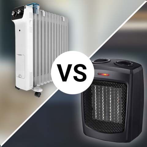 Oil Heater vs Electric Heater