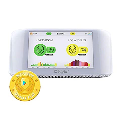 Best home air quality monitor