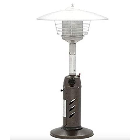 Tabletop outdoor heater