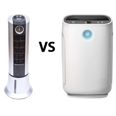 Ionic air purifier vs HEPA