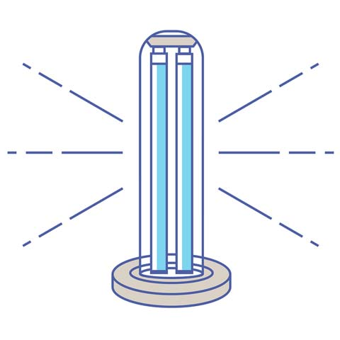 What Does the UV Light Do on an Air Purifier