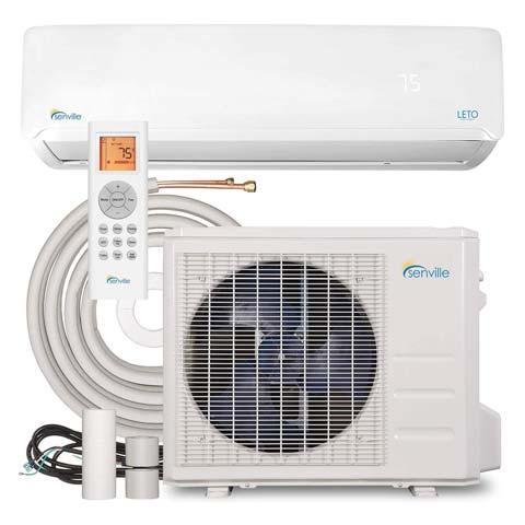 12000 BTU ductless mini split air conditioner
