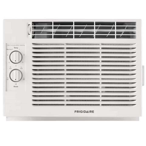 Best 5000 BTU window air conditioner