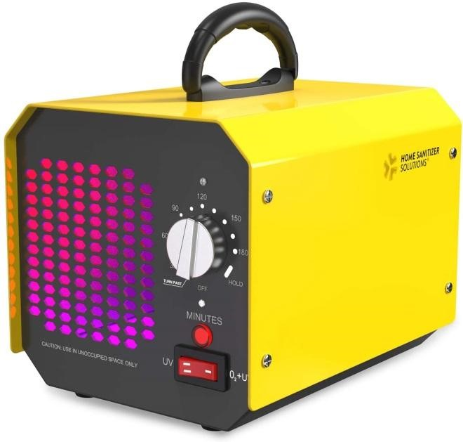 Ozone Generator by Home Sanitizer