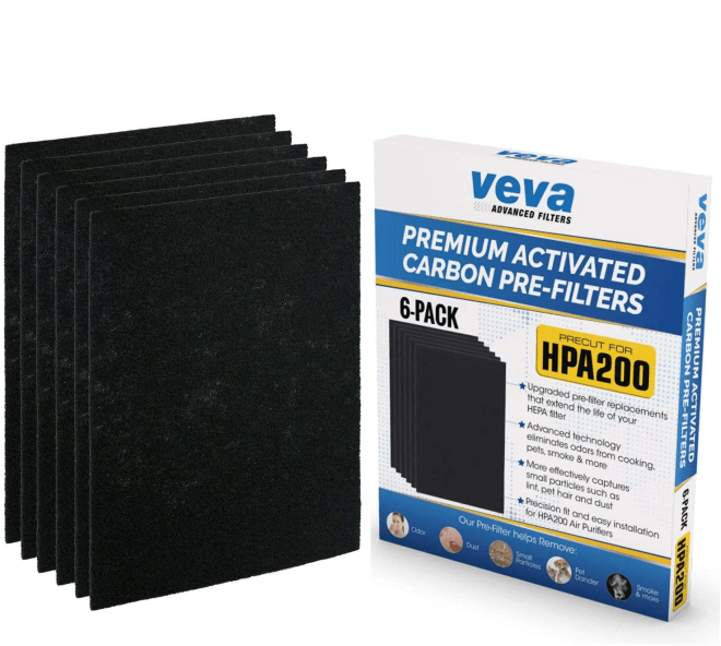 Veva Activated Carbon Filter