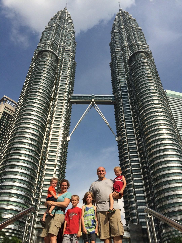 Petronas Towers, Kuala Lampur, Malaysia