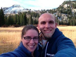 Paul and Becky Kortman