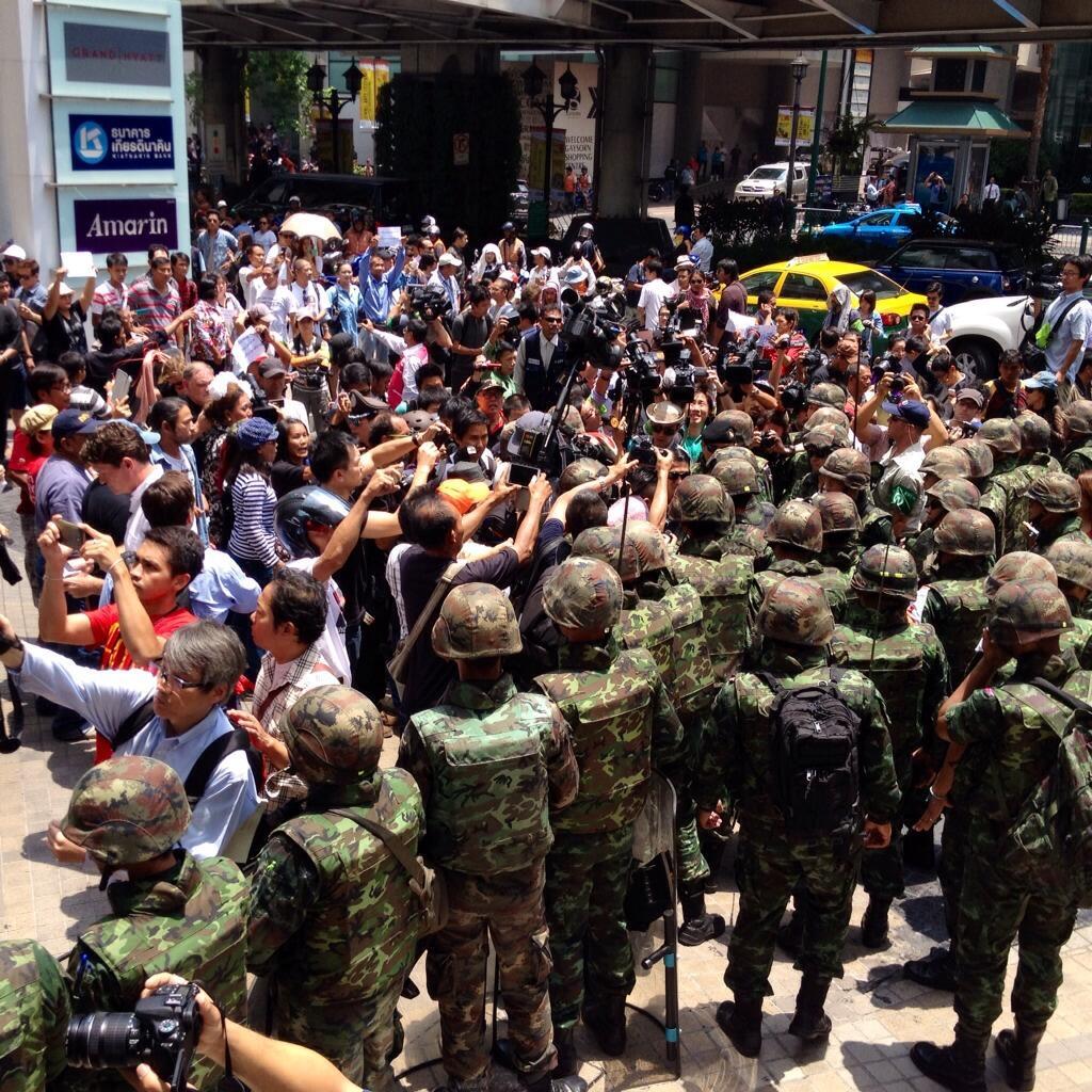 The Thai Coup