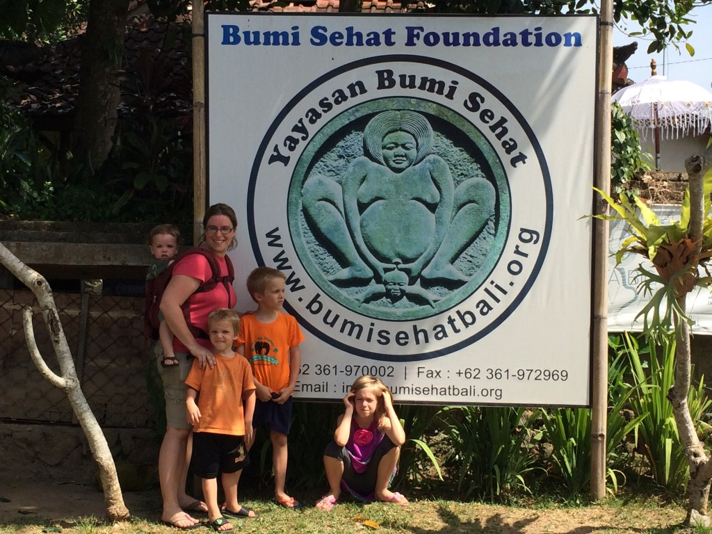 Throwback Thursday – Bumi Sehat Birth Center