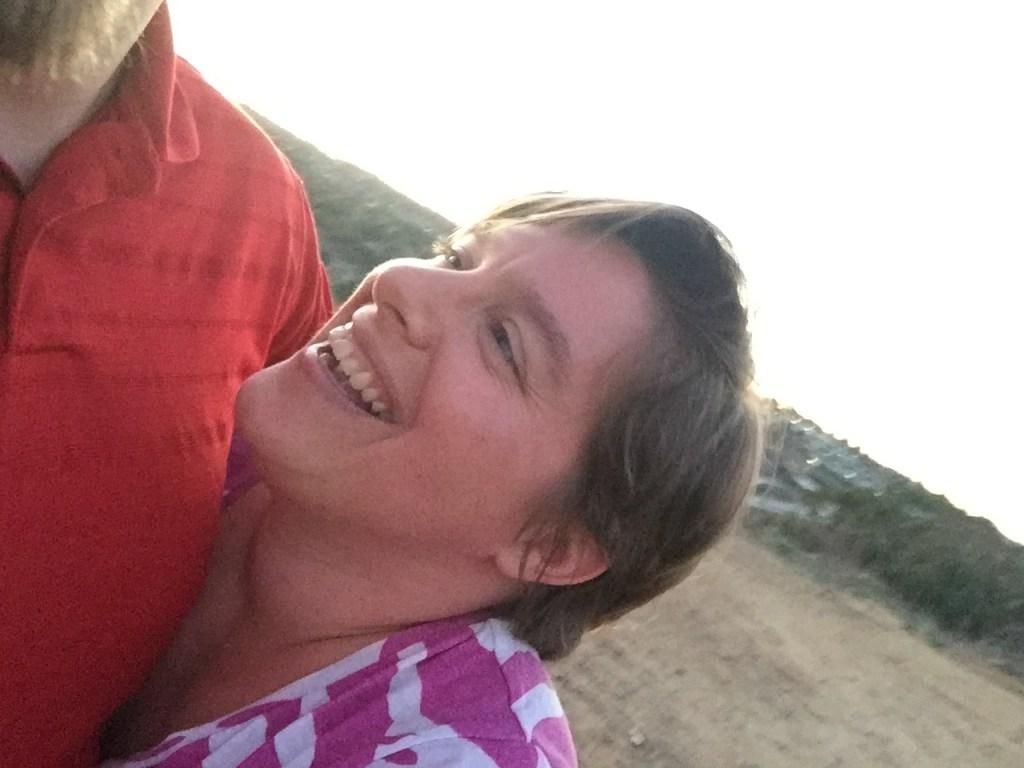Selfie Laugh