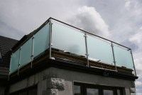 Glass Balcony