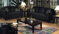 Black Design Living Room Ideas. - For Home Decoration