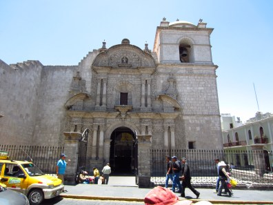 Baroque Cathedral.