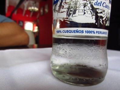 """""""100% Cuscan, 1000% Peruvian"""""""