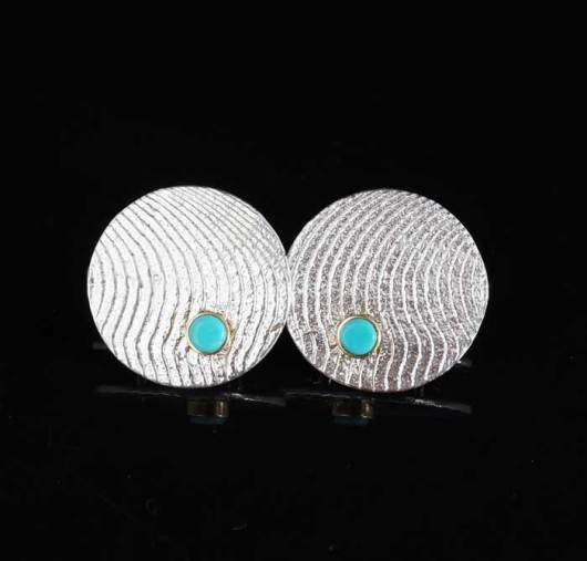 Althea Cajero Turquoise Earrings